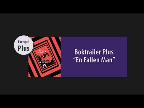 Boktrailer Plus - En Fallen Man