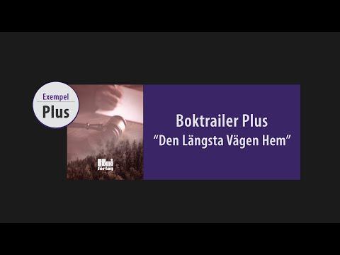 Boktrailer Plus - Den Längsta Vägen Hem