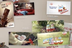 Animationer till Ferrero - produktexempel